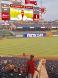 Faith Day- Washington Nationals baseball game- Saturday 08_26_2017