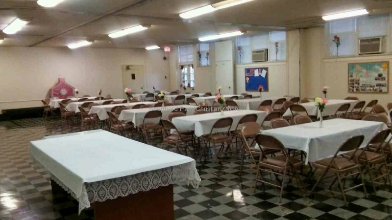 Lower Fellowship Hall, main