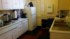 Kitchen, left view