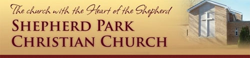 Shepherd Park Christian Church- The Church with the Heart of the Shepherd