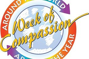 Week of Compassion- Around the world, Around the Year