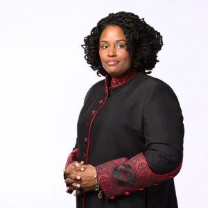 photo of Pastor Terri McLellan, MDiv.